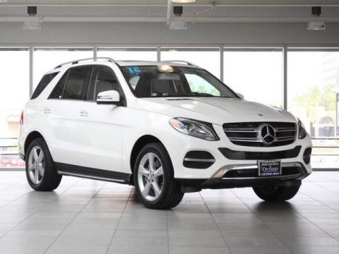 Certified Pre-Owned 2016 Mercedes-Benz GLE350 Rear Wheel Drive SUV