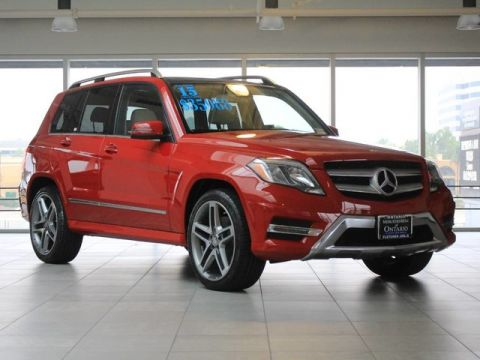 Certified Pre-Owned 2015 Mercedes-Benz GLK 350 Rear Wheel Drive Sport Utility