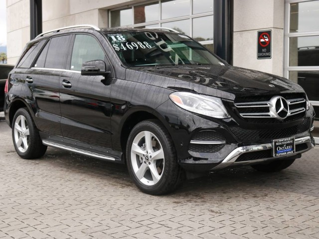 Certified Pre Owned 2018 Mercedes Benz Gle Gle 350 Suv In Ontario