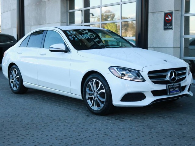 Certified Pre Owned 2016 Mercedes Benz C Cl 300
