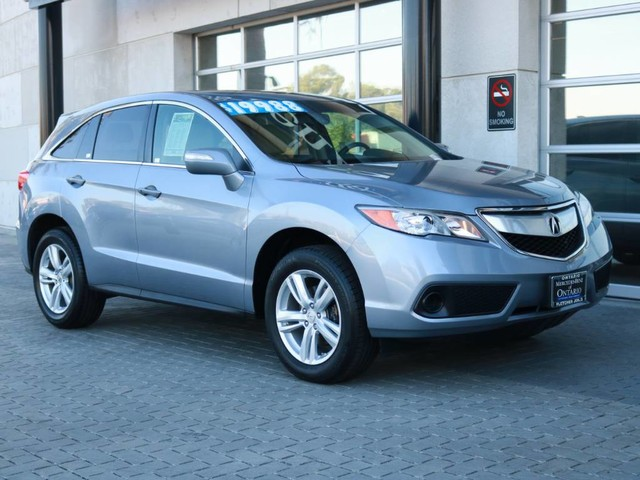 Pre-Owned 2015 Acura RDX RDX 4DR SUV