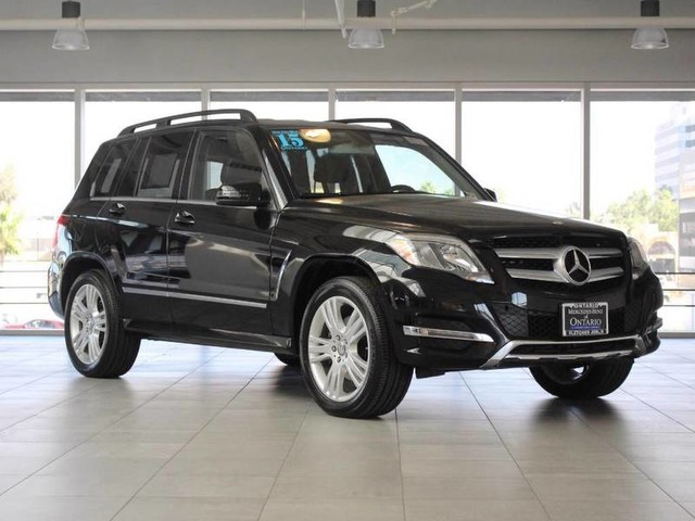 Certified pre owned 2015 mercedes benz glk glk350 suv in for Pre owned mercedes benz suv