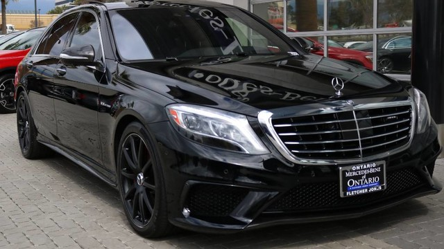 Certified Pre Owned 2016 Mercedes Benz S Cl Amg 63