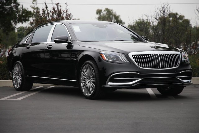 New 2019 Mercedes-Benz S-Class Maybach S 560