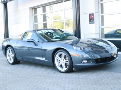 Pre-Owned 2010 Chevrolet Corvette w/3LT