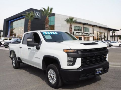 Pre-Owned 2020 Chevrolet Silverado 2500HD Work Truck