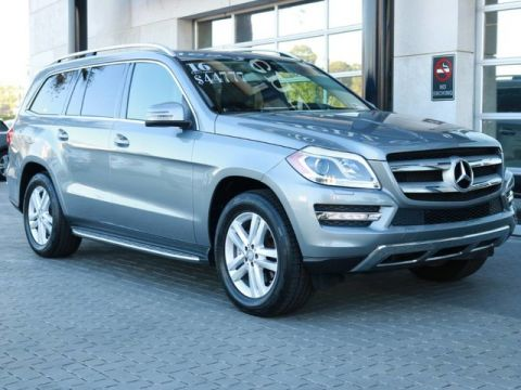 Certified Pre-Owned 2016 Mercedes-Benz GL-Class GL 450