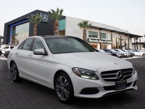 Certified Pre-Owned 2016 Mercedes-Benz C-Class C 350e