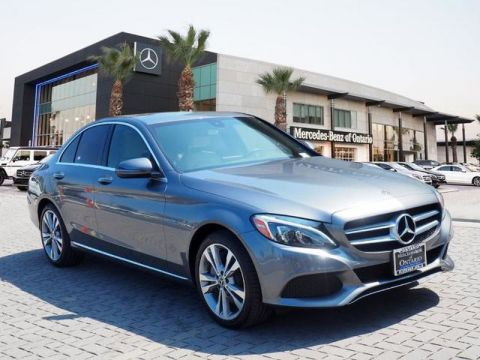 Certified Pre-Owned 2018 Mercedes-Benz C-Class C 350e