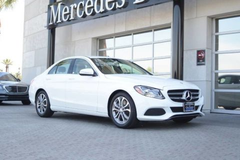 Certified Pre-Owned 2015 Mercedes-Benz C 300 Sedan