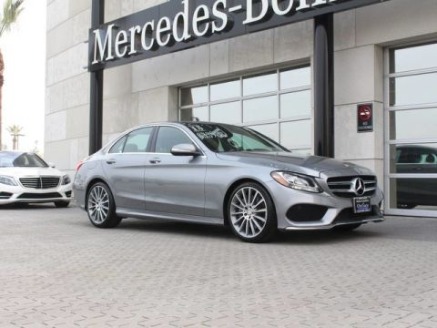 Certified Pre-Owned 2015 Mercedes-Benz C 300 Sport Sedan