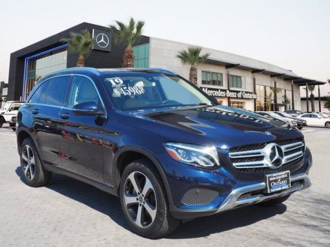 Certified Pre-Owned 2019 Mercedes-Benz GLC GLC 350e