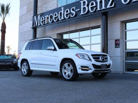 Certified Pre-Owned 2015 Mercedes-Benz GLK 350 Sedan