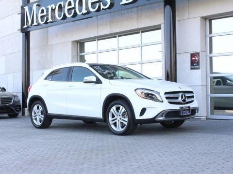 Certified Pre-Owned 2015 Mercedes-Benz GLA 250 4MATIC® Sedan