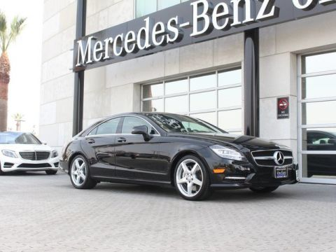 Certified Pre-Owned 2014 Mercedes-Benz CLS 550 Coupe