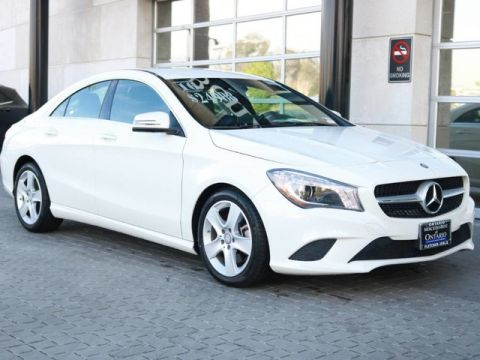 Certified Pre Owned 2016 Mercedes Benz Cla 250 Coupe